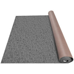Vevor Bass Boat Carpet 6and039x23and039 32 Oz Cutpile Marine Carpet Gray In/outdoor Rugs