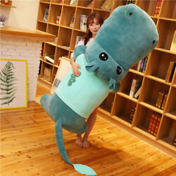 2020 Hippo Plush Toy Accompany You To Sleep Bed Doll Pillow Gift Top Hot