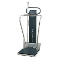 Welch Allyn Scale-tronix 5702 Mobile Bariatric Stand-on Scale
