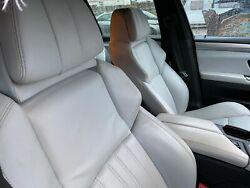 Bmw M5 F10 5 Series Extended Merino Silverstone Comfort Leather Interior Seats