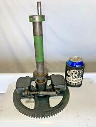 """2 Hp Fairbanks Morse H"""" Cam Gear Governor Shaft Assembly Hit Miss Gas Engine"""