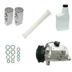 Ryc Remanufactured Ac Compressor Kit Fg344 Fits Cadillac Cts 3.2l 2003 2004