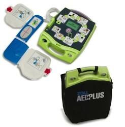 Zoll Aed Plus Defibrillator Package