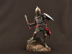Lead Toy Soldier ,painted. 90mm. European Knight 14th Century