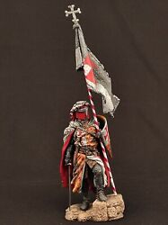 Lead Toy Soldier ,painted. 75mm. European Knight