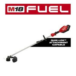 Milwaukee M18 Fuel 18-volt Lithium-ion Brushless Cordless String Trimmer