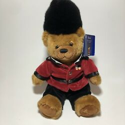 New Harrods Kt Guardsman Bear 10 Inches Bears Day Out In London Plush Teddy Bear