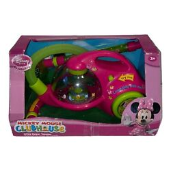 Mickey Mouse Clubhouse Little Helper Pink Vacuum Disney Store Exclusive New