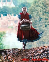 Lilla Crawford... Into The Woodsand039 Little Red Riding Hood - Signed