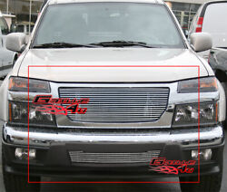 Custom Fits 04-11 2011 Gmc Canyon Stainless Billet Grill Combo