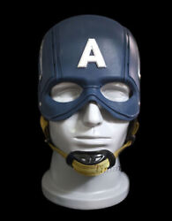 New 11 Captain America Wearable Cos Cosplay Props Model Collectables Gift Toys