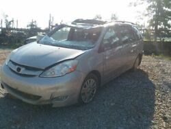 Driver Left Front Door Glass Without Privacy Tint Fits 04-10 Sienna 654121