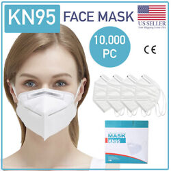 Kn95 Face Mask 10000 Piece Protective Respirator Covers Mouth And Nose