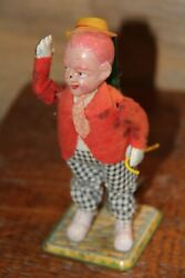 Antique Vintage Tin Toys Wind Up Fred Astaire Rare Collectible