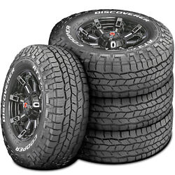 4 Tires Cooper Discoverer At3 Xlt 325/60r20 Load E 10 Ply Rwl A/t All Terrain