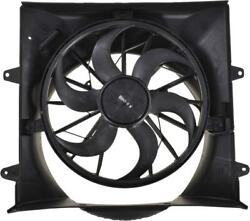 Engine Cooling Fan Fits 2004 Jeep Grand Cherokee Buy From The Best