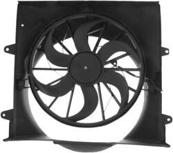 Engine Cooling Fan Fits 1999-2003 Jeep Grand Cherokee Buy From The Best