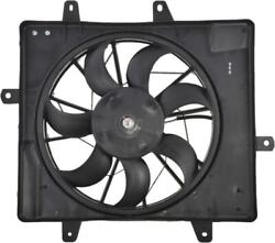 Engine Cooling Fan Fits 2006-2010 Chrysler Pt Cruiser Buy From The Best