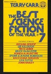 Bst Sci Fi Of Year 7 Carr, Terry Mass Market Paperback Collectible - Acceptabl