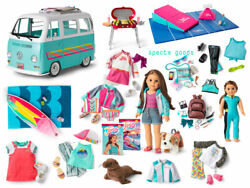 American Girl Doll Of The Year 2020 Jossand039s Entire Complete World Collection New