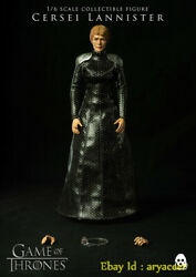 3a Threezero Game Of Thrones 16 Cersei Lannister Action Figure Model In Stock