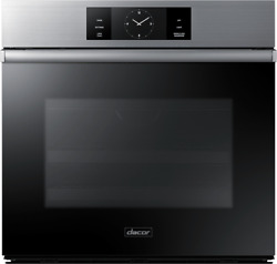 Dacor Contemporary DOB30M977SS 30 Inch Smart Electric Single Wall Steam Oven
