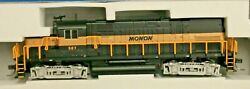 N Scale - Atlas Gold 40 004 032 Monon C-420 Ph.2b Low Nose 507 Dcc And Sound