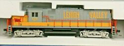 N - Atlas Gold 40 004 025 Lehigh Valley C-420 Ph.1 Low Nose 408 Dcc And Sound