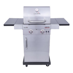 Char-broil Signature 2-burner Propane Gas Grill With Cabinet Outdoor Grill