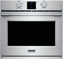 Frigidaire Professional Fpew3077rf 30 Single Electric Wall Oven Stainless Steel