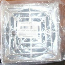 Sioux Chief 4.5-inch L Slotted Square Stainless Steel Shower Drain - 825-20pcqpk