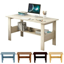 39 Home Solid Wood Small Desk Bedroom Study Table Office Desk Workstation F2