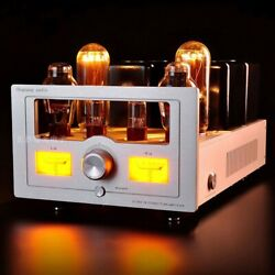 Sg-845-7b Stereo Tube Amplifier With Bluetooth Rated 21w+21w High-fidelity