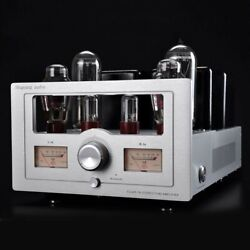 Sg-845-7 Stereo Tube Amplifier Without Bluetooth Rated 21w+21w High-fidelity