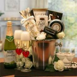 Romantic Evening For Two Gift Basket $78.80