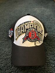 Boston Red Sox World Series Champions 2013 New Era 3930 Hat Collectible