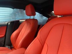 2020 Bmw 2 Series F44 Gran Coupe M Sport Red Leather Interior Seats And Door Cards