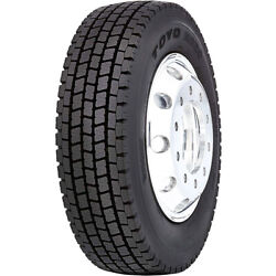4 New Toyo M920 295/75r22.5 Load G 14 Ply Drive Commercial Tires