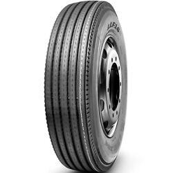 4 Tires Linglong Llf16e+ 285/75r24.5 Load H 16 Ply Steer Commercial