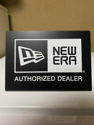 New Era Cap Size Chart Plate Store Display Rare From Japan Free Shipping