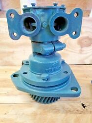 Volvo Penta Tamd60c Marine Raw Water Pump With Gear Included