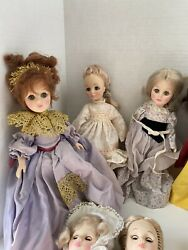 Rare 10 Vintage 1975 Effanbee 11 Dolls With Clothes See Pictures For Details