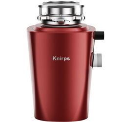 Kitchen Food Waste Disposer Household Shredder Sewer Pipe Whipping Machine