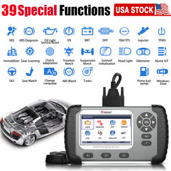 Vident Iauto 702pro Obd2 Diagnostic Scanner Code Reader Immotpmsdpfoil Reset