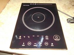 Greystone Induction Cooker 1300 Watt Induction Cooktop Electric Free Ship 1