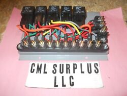 Mcc Electrical Panel Assembly Trans Air Bus Rv 701409-01 Free Shipping
