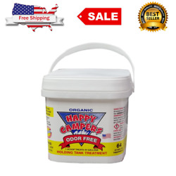 New And Free Shipping Organic Rv Holding Tank Treatment - 64 Treatments