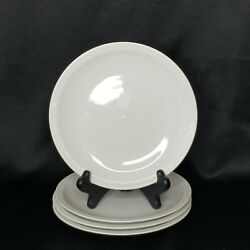 Arzberg Athena White Salad Plate 8 Germany Discontinued 1990 Mint Cond 17687