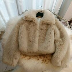 2018 Winter New Loose Slim Thick Warm Faux Fur