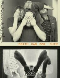 Death Cab For Cutie By De Wilde, Autumn Hardback Book The Fast Free Shipping
